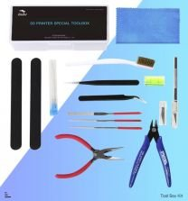Creality 3D - Cleaning and Removal Tools - Tool Box Kit