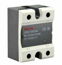 Solid State Relay / SSR with big heat zink - Creality 3D CR-10S Pro / CR-X