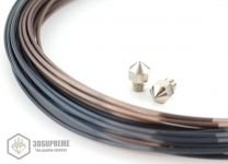 3DSUPREME - MK8 - Plated Copper - 1.75mm - (Pick Size)