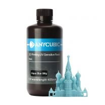 Anycubic Resin - Aqua Blue - 500ml