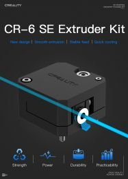 Creality 3D - CR-6 SE - Extruder Upgrade Kit