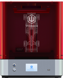 WIIBOOX LIGHT 280 – LCD 3D PRINTER