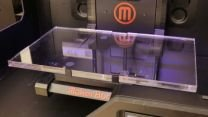 Makerbot Replicator 2 Build plate