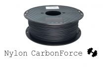 Nylon CarbonForce (PA6) - 3DE Premium - Black 2.85mm