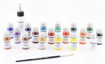 Dope Color Kit - 18x10ml Maling til dine 3D Printede Emner