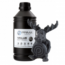 Primacreator Value UV/DLP Resin - Black - 1L