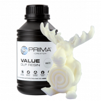 Primacreator Value UV/DLP Resin - White - 500ml