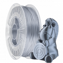 PrimaSelect PLA Glossy - 1.75mm - 750g - Liquid Silver