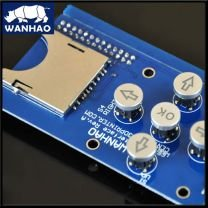 Wanhao D4X Touch Panel