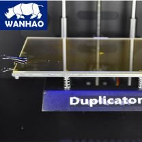 Glass bed for Wanhao Duplicator 4 series