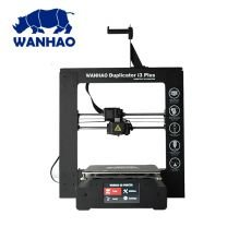 Wanhao Duplicator i3 Plus Mark 2 – Accurate plug&play 3D printer