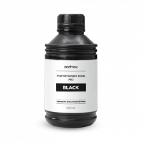 Zortrax UV Resin - PRO - 500ml - Black